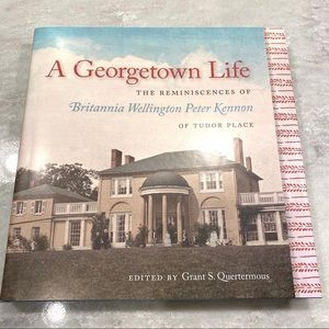 Grant Quertermous A Georgetown Life Book